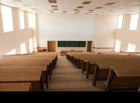 UoASC lecture hall