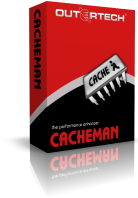 Cacheman CD Box